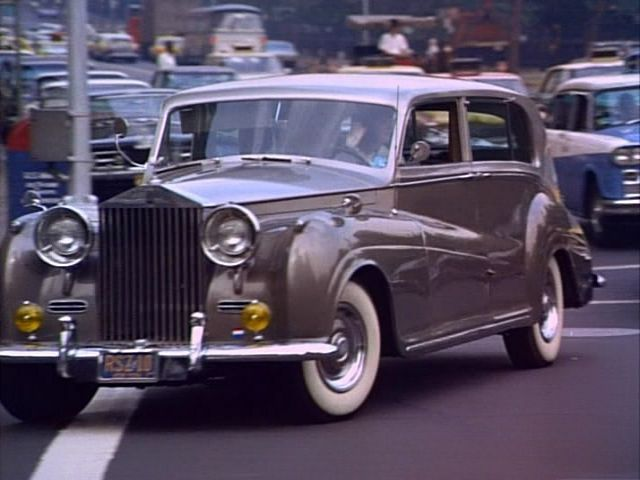 1958 Rolls-Royce Silver Wraith James Young [LHLW14]