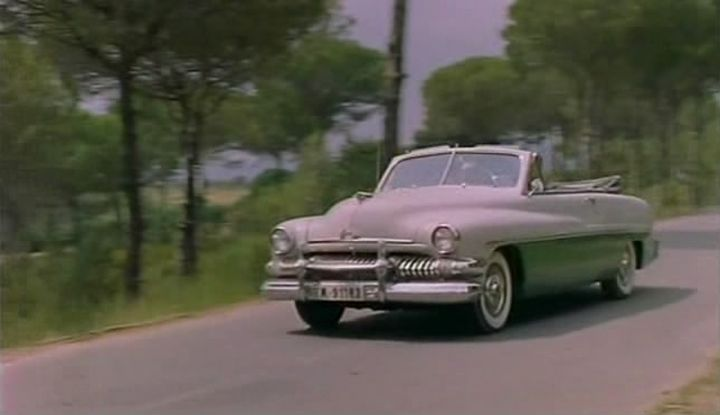 1951 Mercury Convertible Coupe [1CM-76]