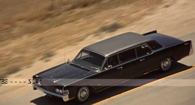 imcdb org 1965 lincoln continental executive limousine lehmann