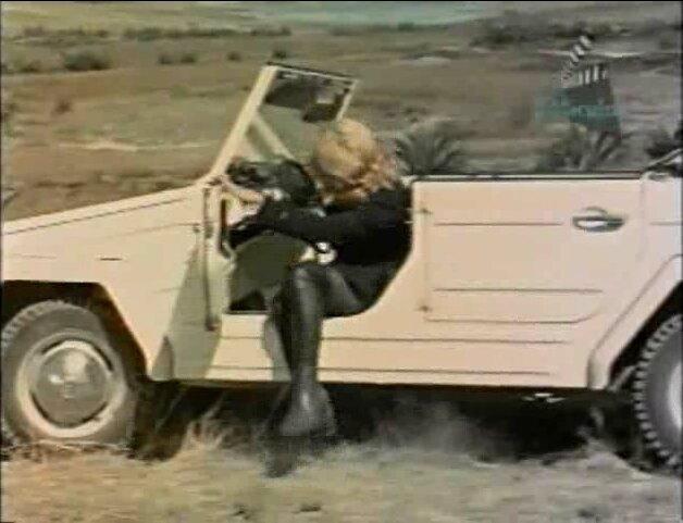 1971 Volkswagen Safari Typ 181 In Quotsanto En Annimo ...