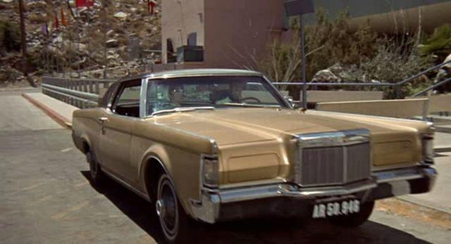 IMCDborg 1969 Lincoln Continental Mark III TwoDoor Hardtop 65A