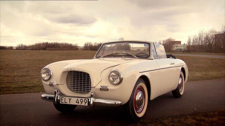 1956 Volvo Sport [P1900]