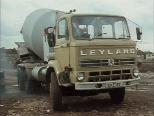 1979 Leyland Super Mastiff G-Series Cab