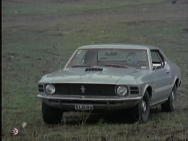 IMCDborg 1970 Ford Mustang In Santo Contra Los Asesinos De