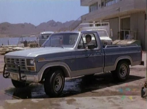 1982 Ford F-200
