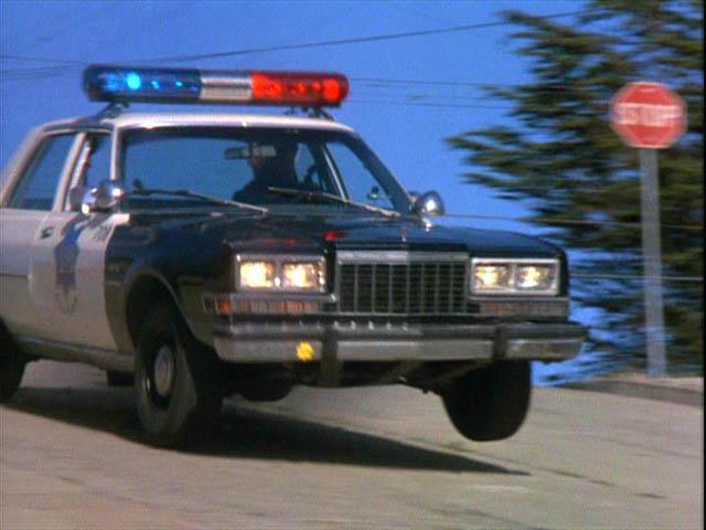 Imcdb Org 1981 Dodge Diplomat In Burglar 1987