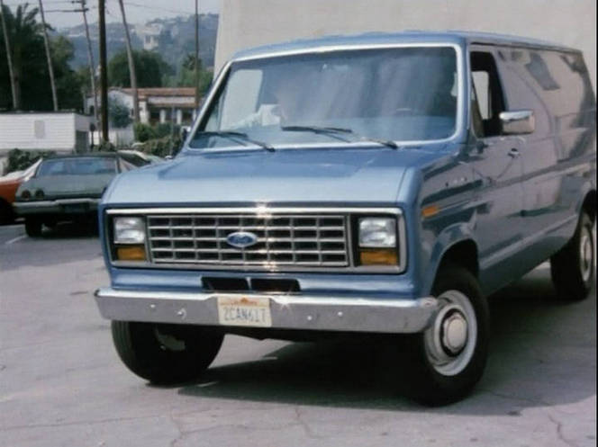 List of Synonyms and Antonyms of the Word: 1983 Ford Van