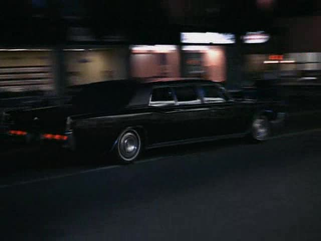 1966 Lincoln Continental Executive Limousine