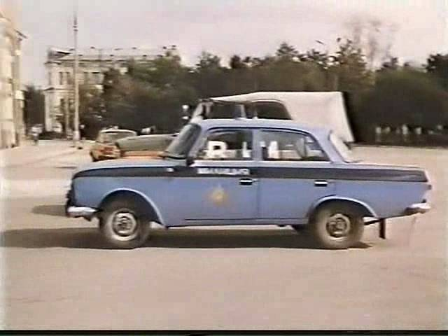 1983 IZh Moskvitch 412 IE