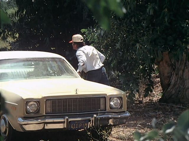 1975 plymouth fury salon in the rockford files for 1976 plymouth fury salon