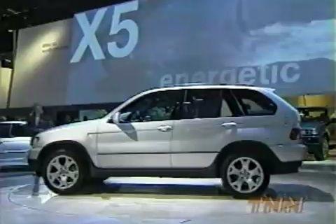 IMCDb.org: 2002 BMW X5 [E53] in \