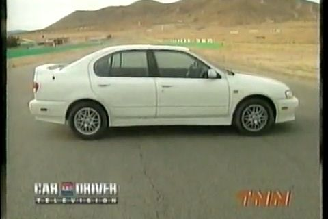 Imcdb Org 1999 Infiniti G20 P11 In Car And Driver Television 2005