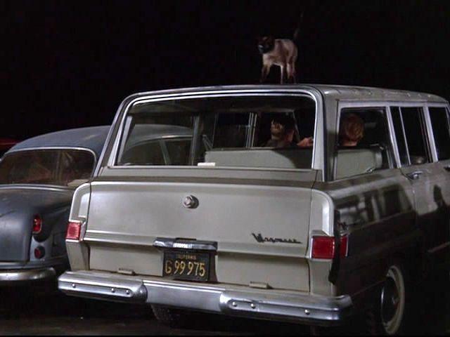 Imcdb 1963 Jeep Wagoneer Sj In That Darn Cat 1965