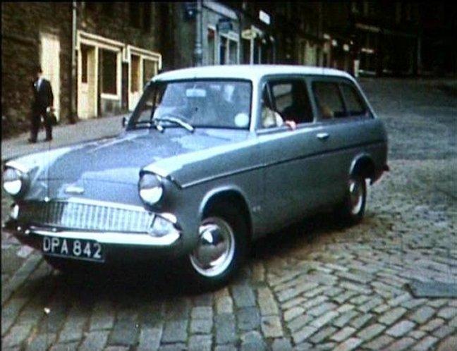 Imcdb Org 1962 Ford Anglia Estate 105e In Quot Classic Ford