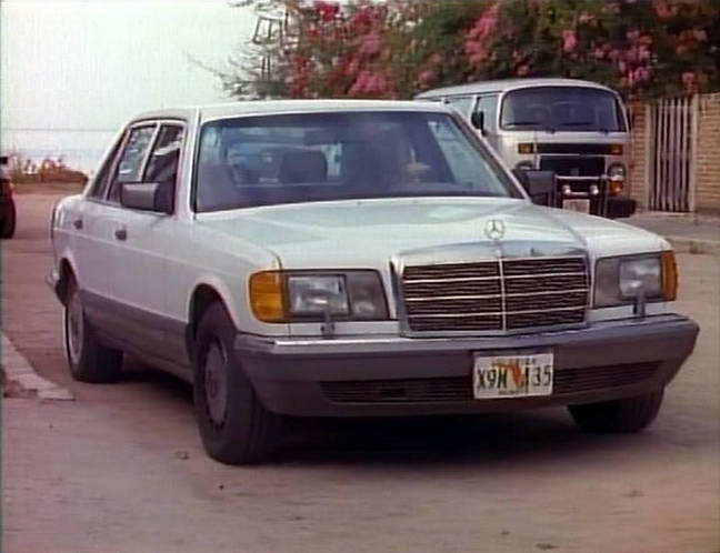 1986 mercedes benz 420 sel w126 in tropical for 1986 mercedes benz 420 sel
