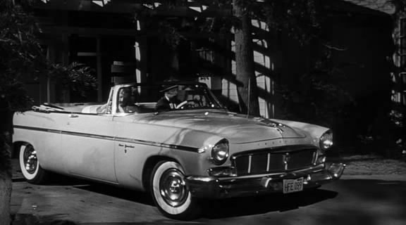 """Used Cars By Owner >> IMCDb.org: 1956 Chrysler New Yorker Convertible Coupe [C-72] in """"The Incredible Shrinking Man, 1957"""""""