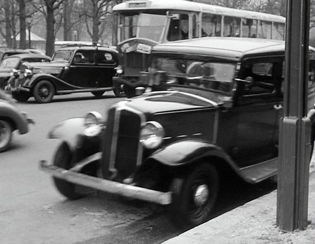 1936 renault primaquatre berline luxe type acl1 in rue de l 39 estrapade 1953. Black Bedroom Furniture Sets. Home Design Ideas