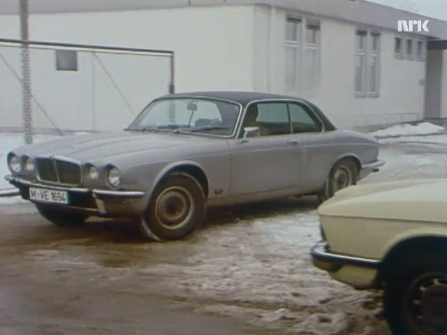 1975 Jaguar XJ-C [Series II]