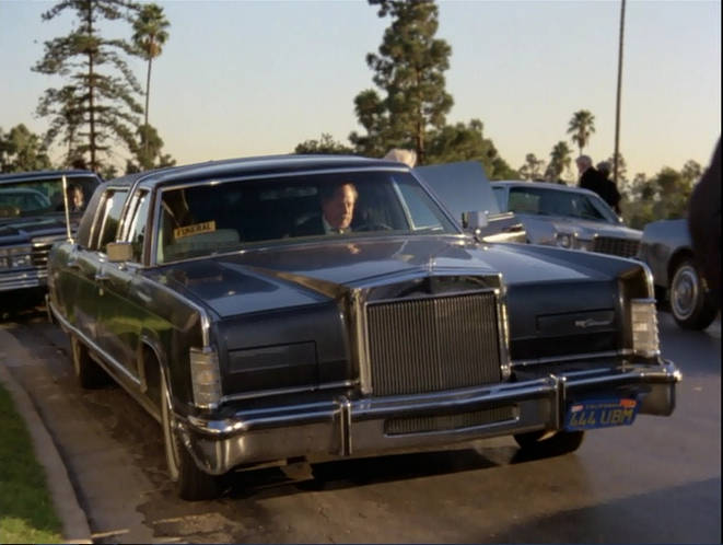 1977 Lincoln Continental Stretched Limousine