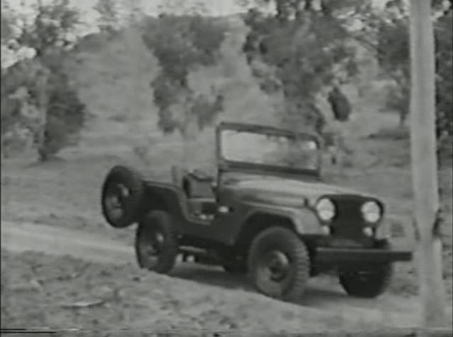 1955 Willys Jeep CJ-5