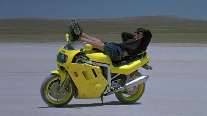 c         Vanilla Ice Cool As Ice Motorcycle