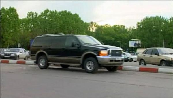 2000 Ford Excursion [UW137]