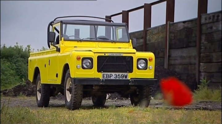 1981 Land-Rover V8 Stage 1