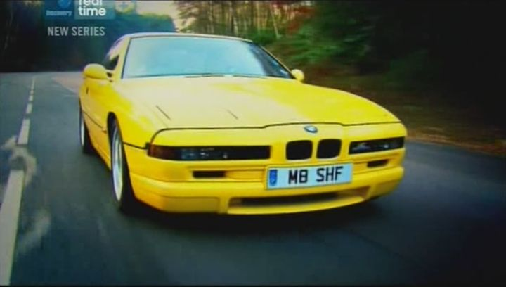 1995 bmw 850csi e31 in wheeler dealers 2003 2017. Black Bedroom Furniture Sets. Home Design Ideas