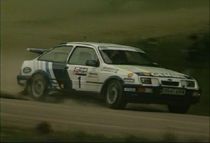 Imcdb Org 1986 Ford Sierra Rs Cosworth Mki In Quot Colin
