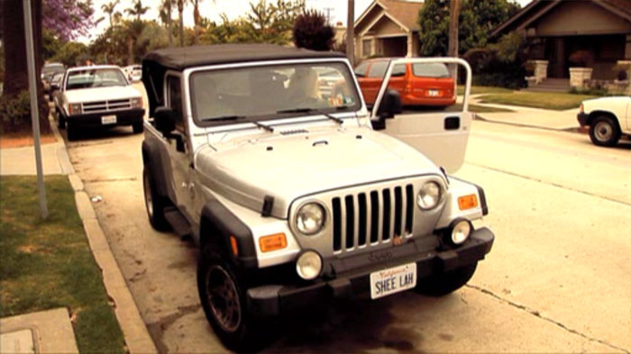 2004 Jeep Wrangler Unlimited Series II [TJ]