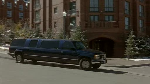 1994 GMC Suburban Stretched Limousine