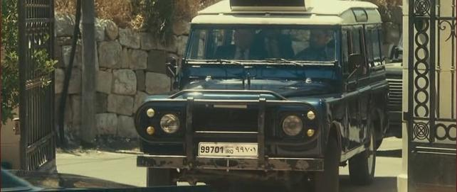 Land-Rover V8 Stage 1 Station Wagon