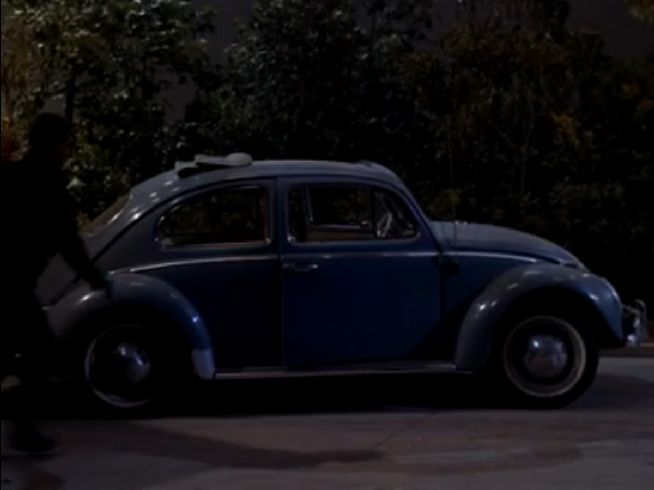 1961 Volkswagen Sun-Roof Sedan 'Beetle' [Typ 1]