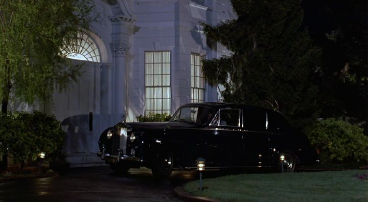 1959 Rolls-Royce Phantom V Touring Limousine James Young [PV22]
