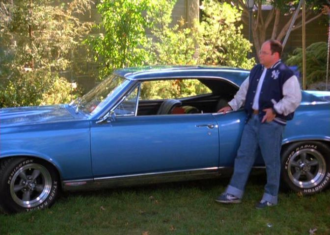 Imcdb Org 1967 Pontiac Gto In Quot Seinfeld 1989 1998 Quot