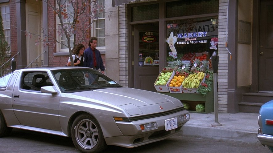 I on 1989 Mitsubishi Starion