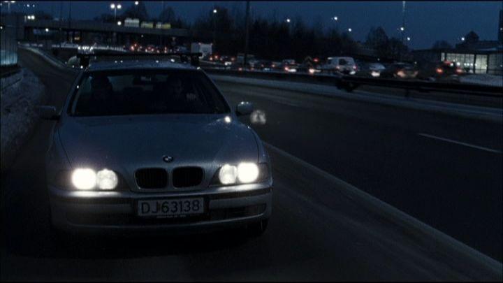 1997 BMW 520i E39