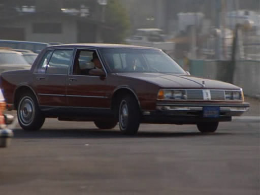 1985 Oldsmobile Ninety-Eight Regency