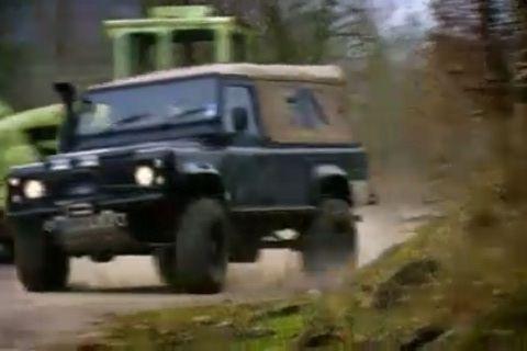 IMCDb.org: 1994 Land-Rover Defender 110 in