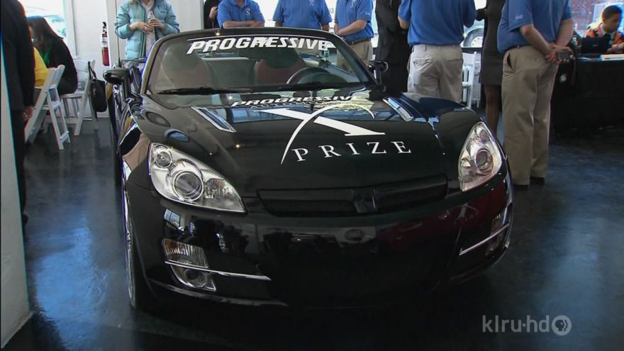 Saturn Sky AMP Electric Conversion