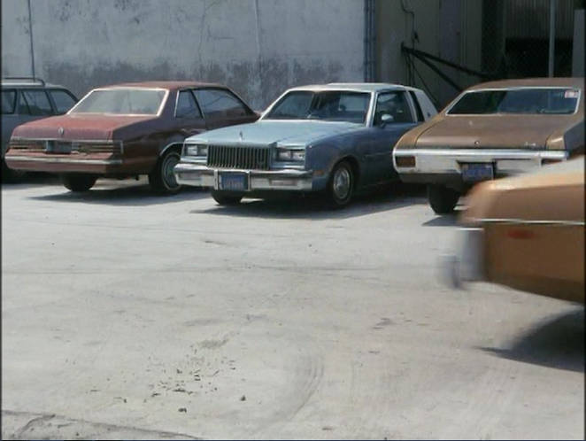Imcdb Org  1978 Pontiac Lemans In  U0026quot Hunter  1984