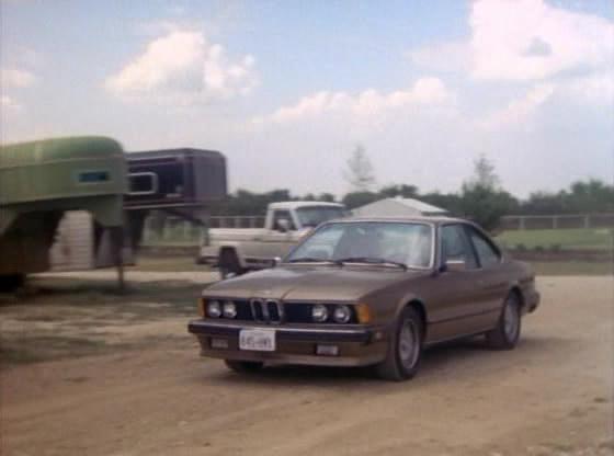 IMCDb.org: 1985 BMW 635 CSi [E24] in \