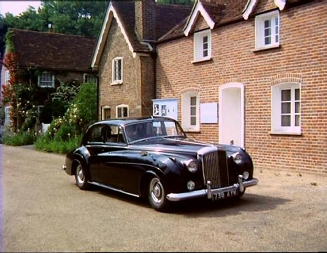1961 Bentley S2 Standard Steel Saloon