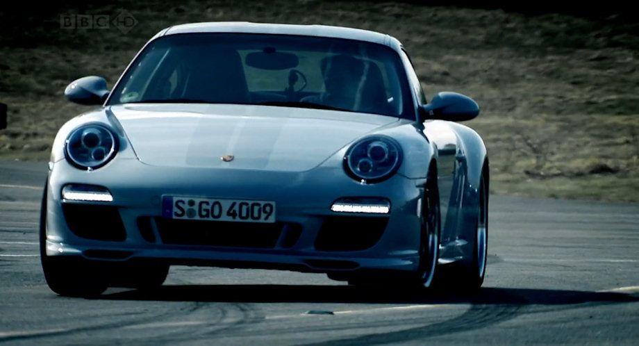 Imcdb 2010 Porsche 911 Sport Classic 997 In Top Gear 2002 2015