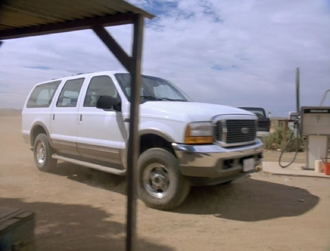 2000 Ford Excursion Limited [UW137]