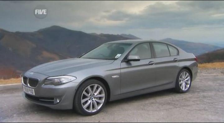 IMCDborg BMW I SE F In Fifth Gear - 2010 bmw 535i