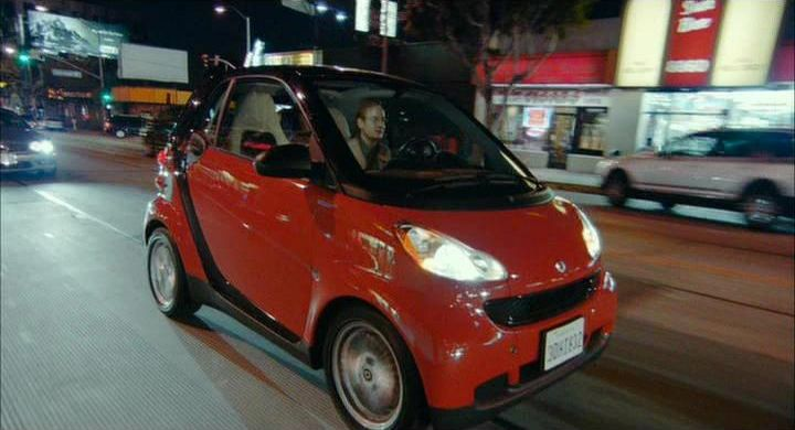 2008 smart Fortwo [451]