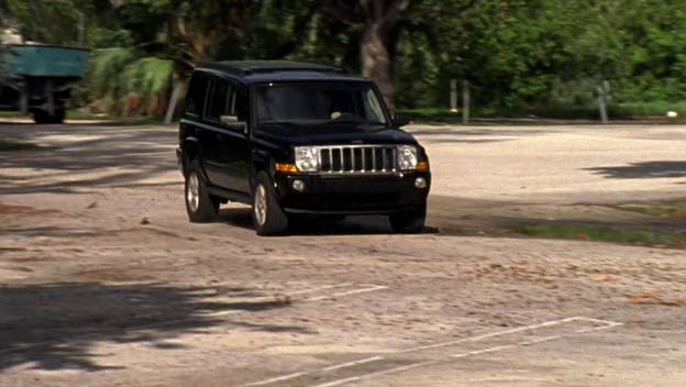 2006 Jeep Commander Sport [XK]