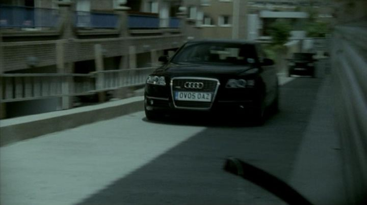 2005 Audi A6 4.2 V8 quattro S-Line C6 [Typ 4F]