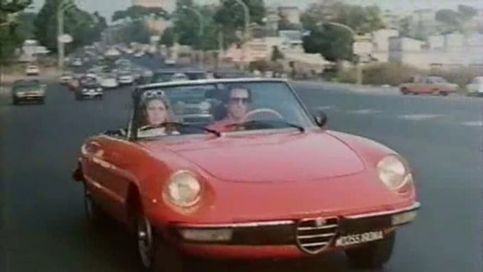 1972 Alfa Romeo Spider 1300 Junior [105.91]